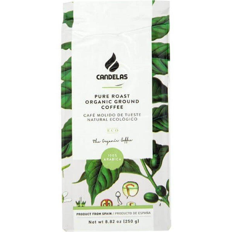 Café molido natural BIO 250 g - Candelas