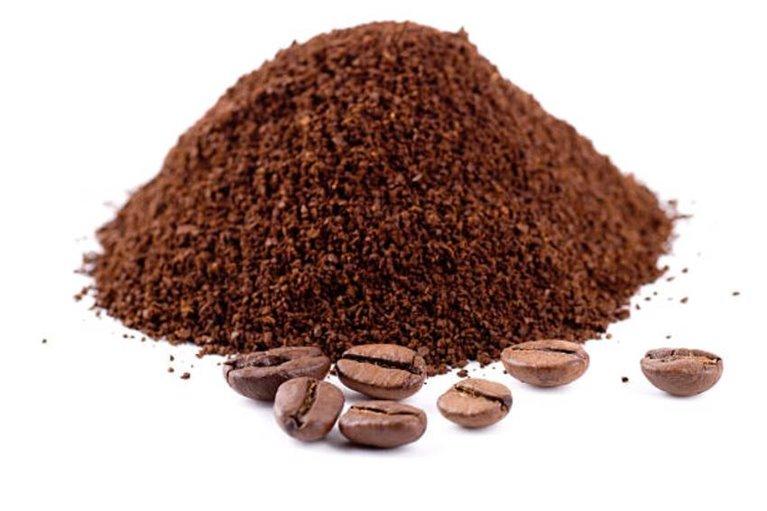 Café molido natural de especialidad