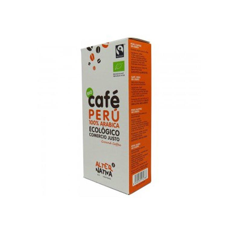 Fair Trade Organic Peruvian Ground Coffee Alternativa3