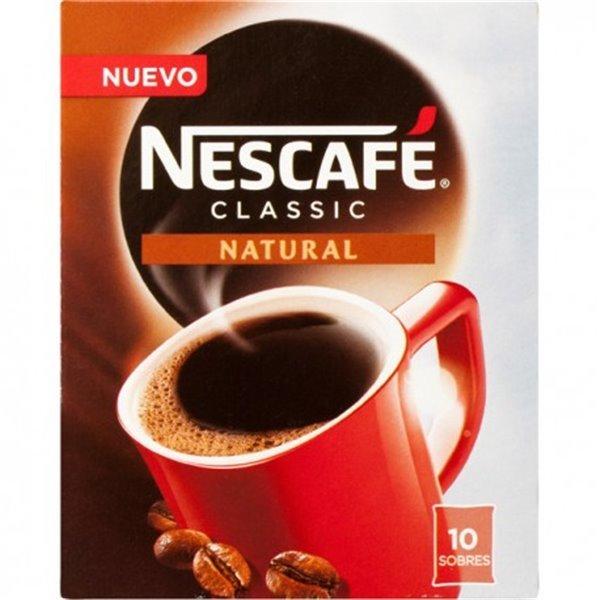 Café Nescafé (10 sobres)