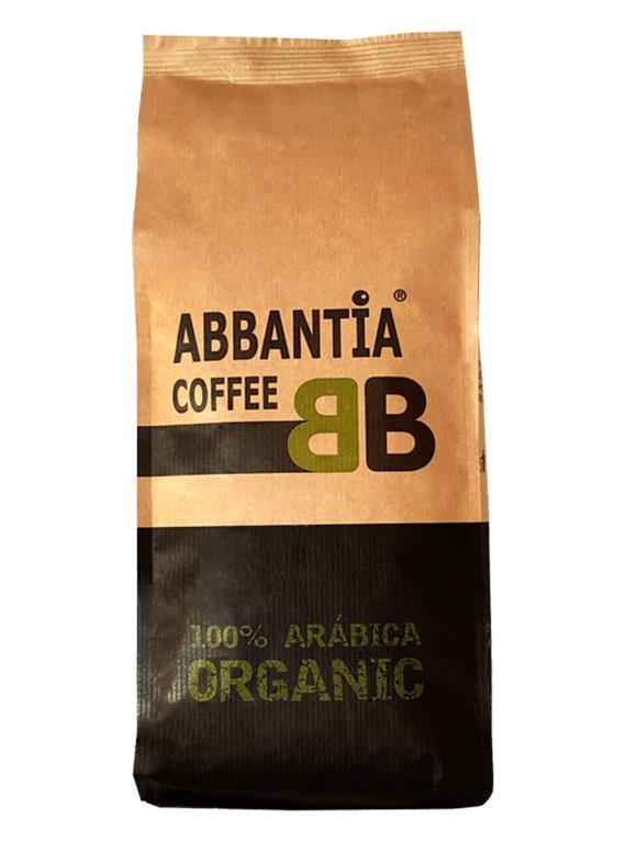 Café orgánico en grano