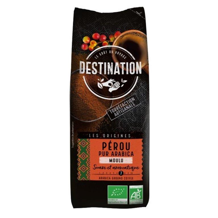 Café Perú 100% Arábica Molido Bio 250g