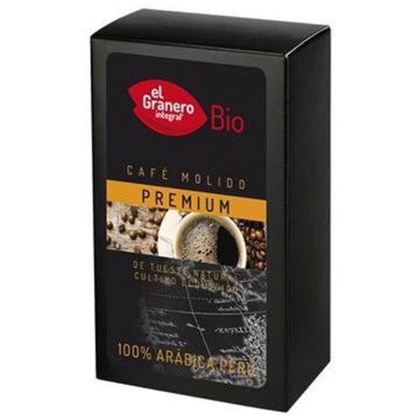 Café Premium 100% Arábica Perú Molido Bio 250g