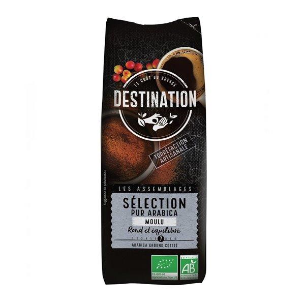 Café Selección 100% Arábica Molido Bio 250g