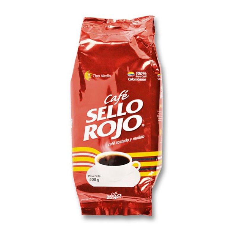 CAFE SELLO ROJO X 250 GRS