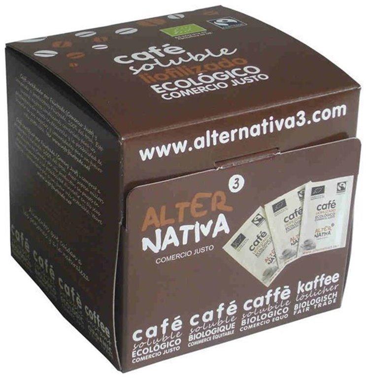 Café Soluble Liofilizado Sobres 25 X 2, 1 ud