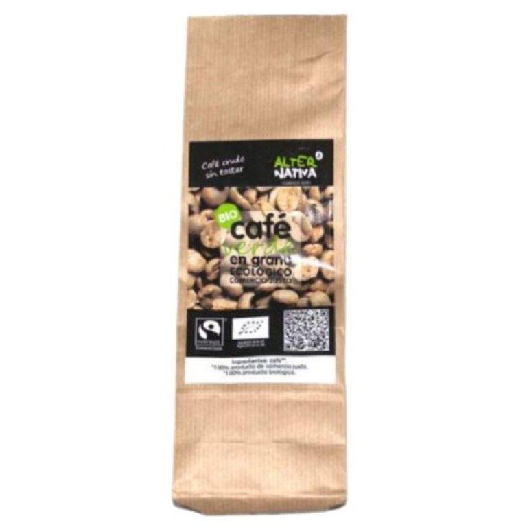 Café Verde en Grano Bio Fairtrade 150g