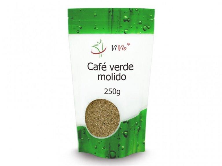 CAFÉ VERDE MOLIDO 250G