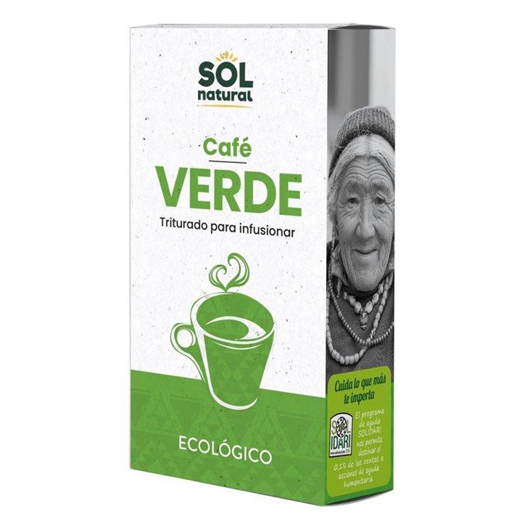 Café Verde Molido Bio 350g