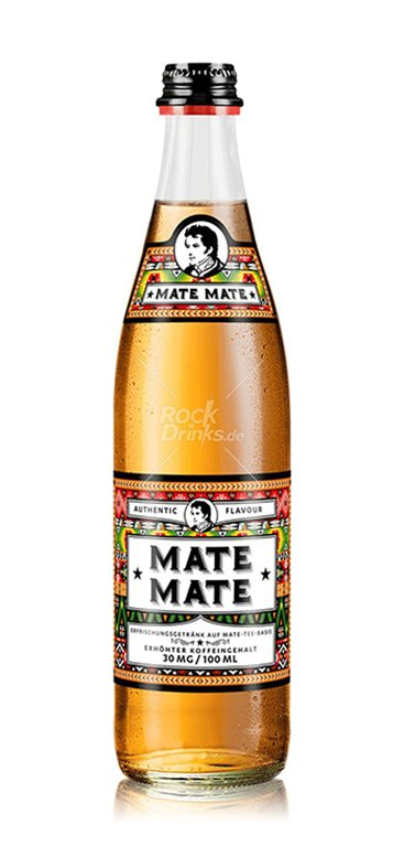 Caja 20 botellines Mate Mate Thomas Henry