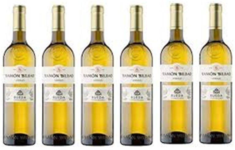 Caja 6 botellas Ramón Bilbao Verdejo 2019