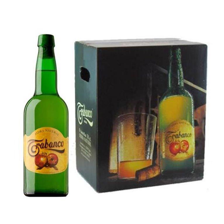 Caja 6 Botellas Sidra Trabanco