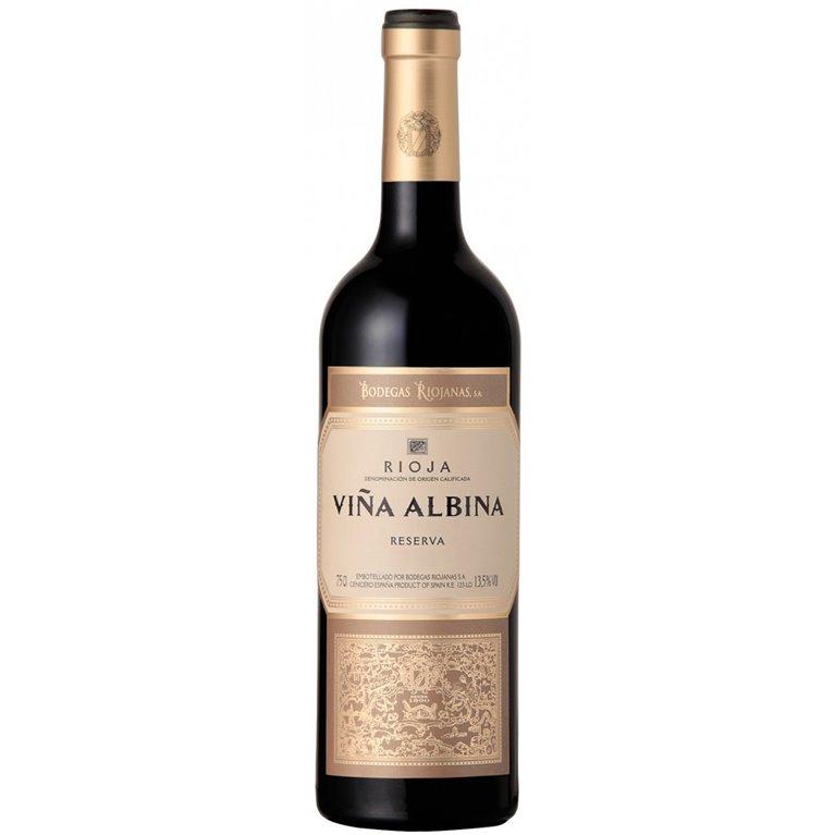 Caja de 6 botellas Viña Albina Reserva 2016