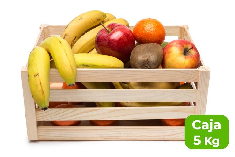 Caja de fruta de regalo (grande)