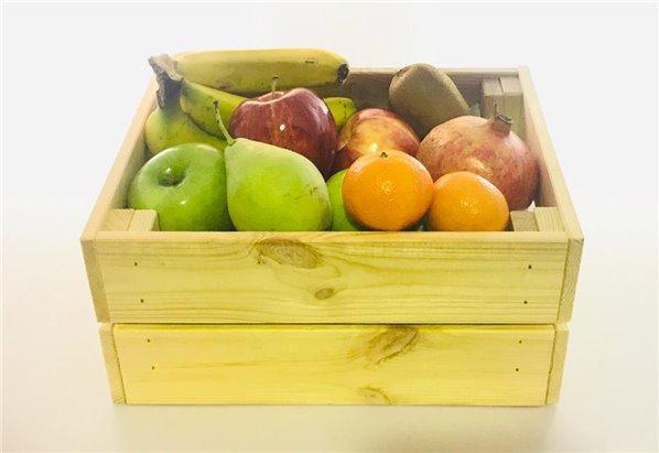 Caja de fruta de regalo (pequeña)