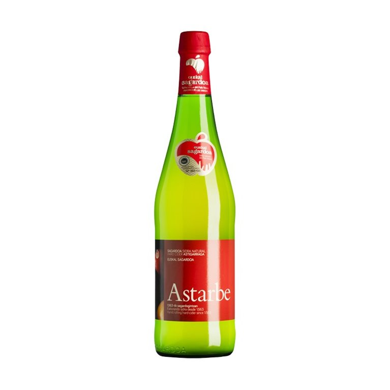 Caja de sidra Astarbe 6 botellas