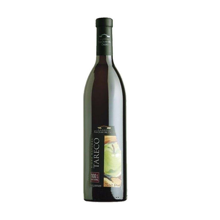 Caja de sidra Tareco 6 botellas