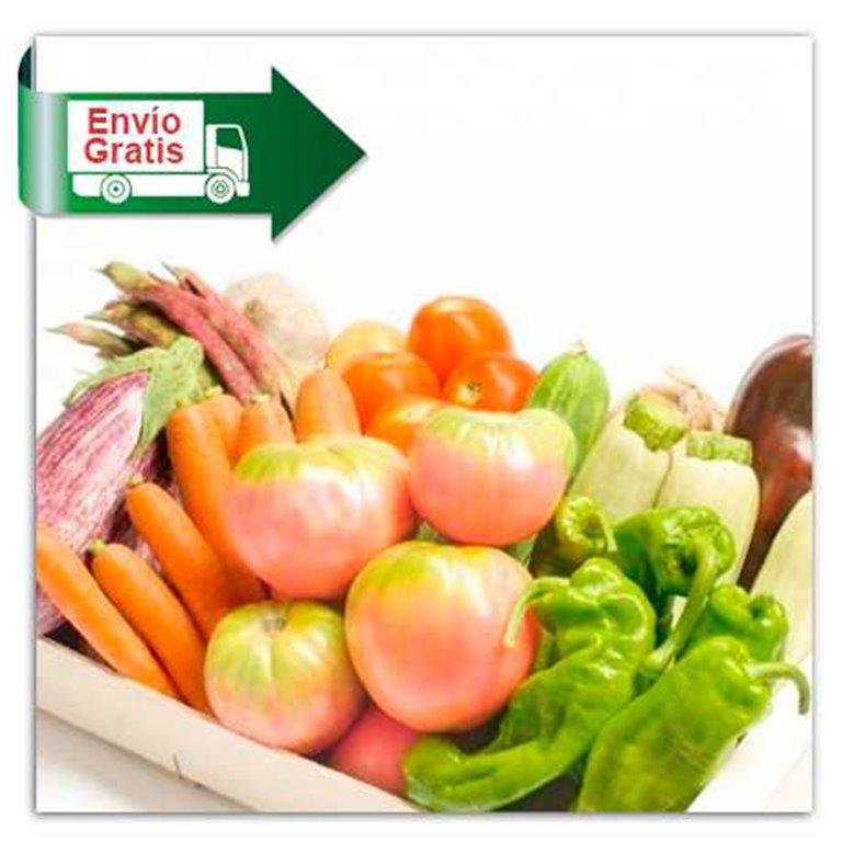 Caja de Verduras (8Kg Aprox) ( ENVIO GRATIS)