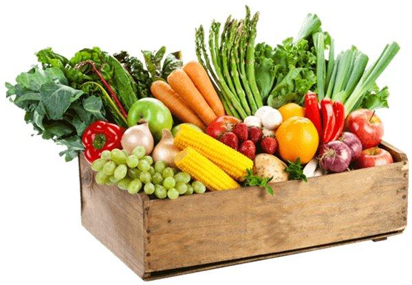 Caja Fruta y Verdura BIO - 6 kg