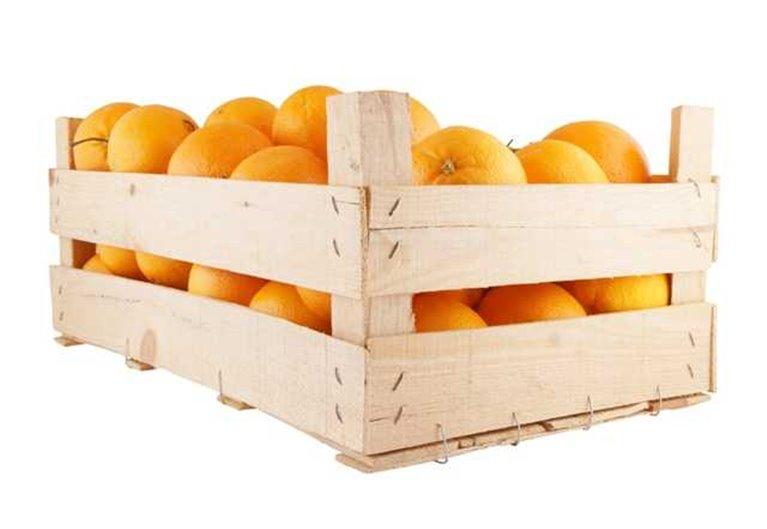 Caja Naranjas Zumo 10kg