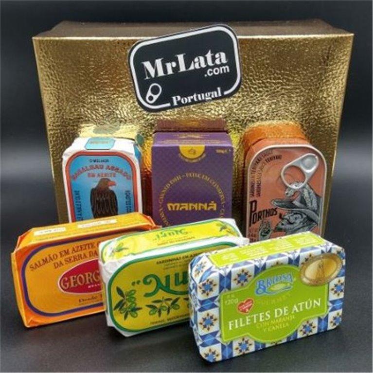 Gift box 6 delicacies Mr.Lata