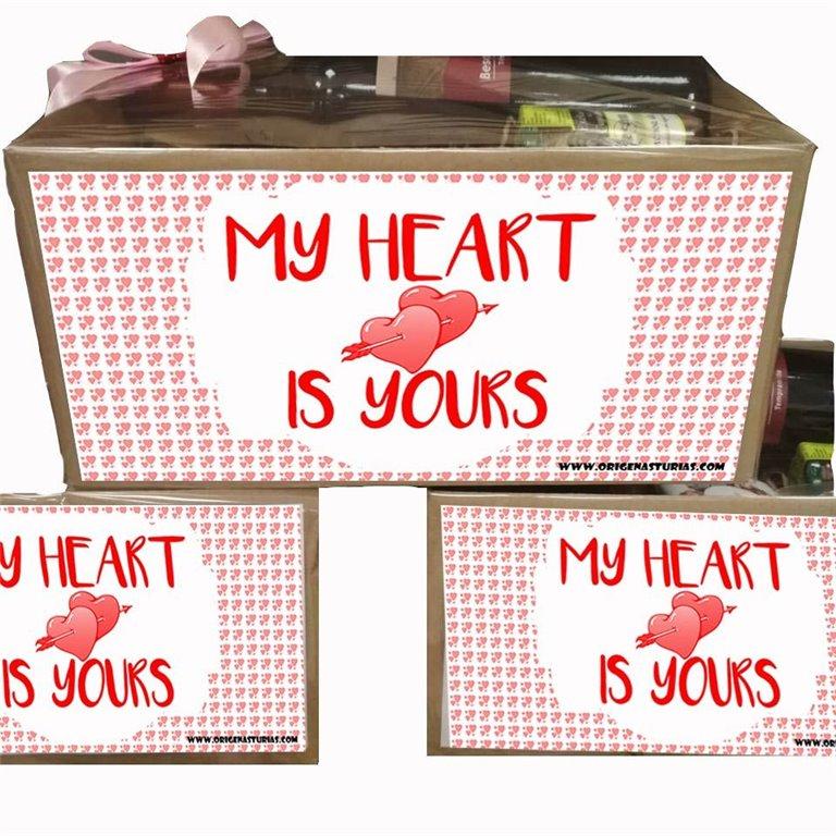 Caja Regalo Mi Heart