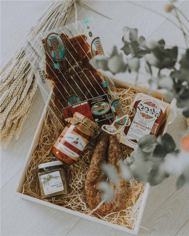 SAN MARCOS Gift Box