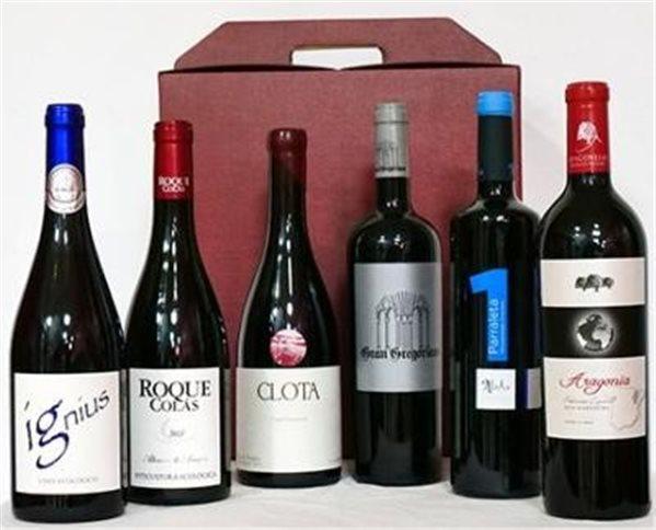 Caja Vino Selección 6 bot