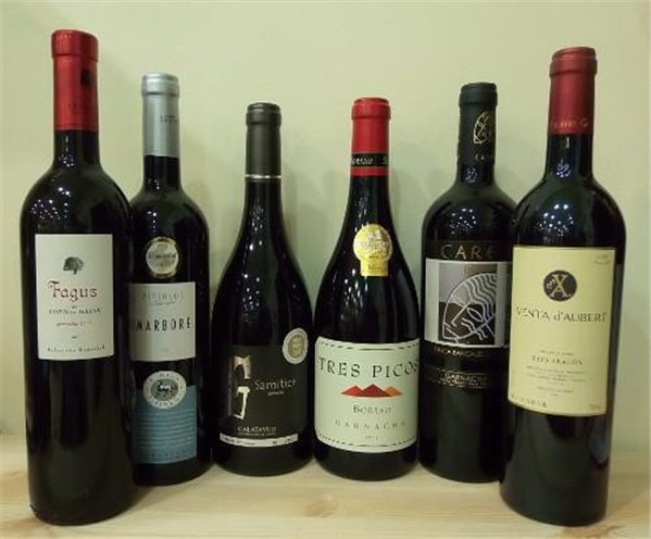 Caja Vino(6) Gourmet