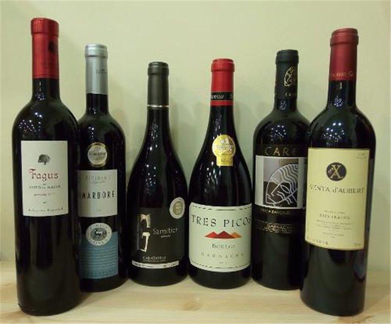 Caja Vino(6) Gourmet, 1 ud