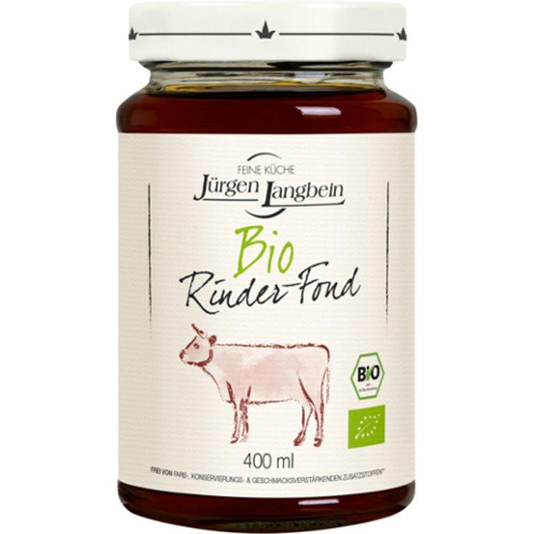 Caldo de carne base bio, 1 ud