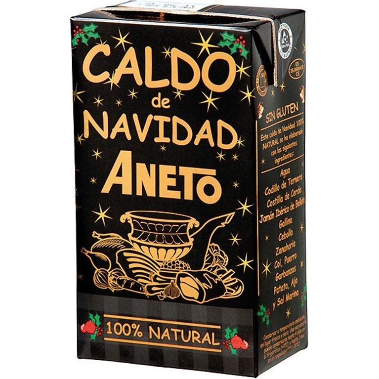 Caldo De Navidad  100% Natural, 1 ud