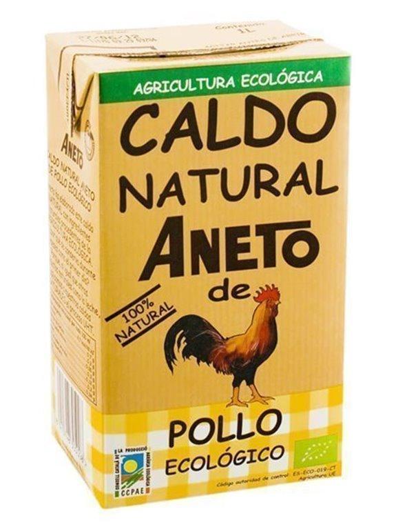 Caldo De Pollo De Corral, 1 ud