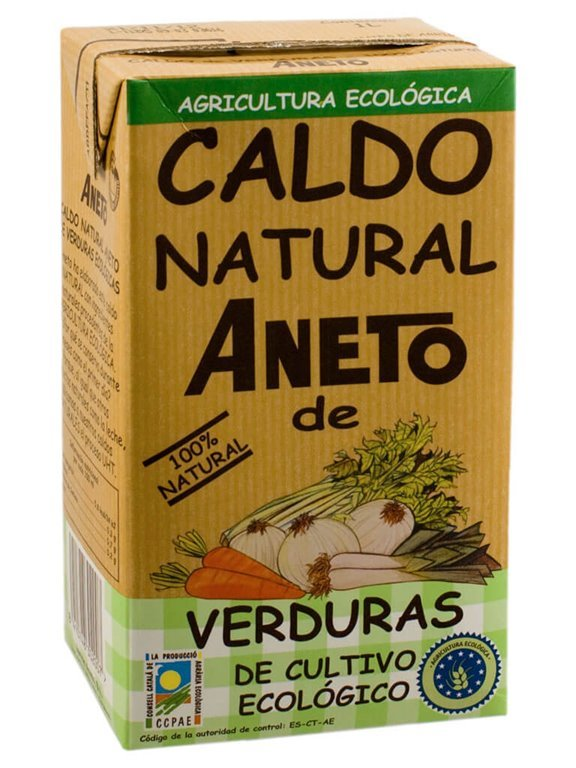 Caldo De Verduras, 1 ud