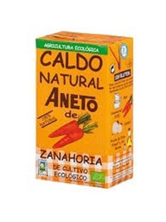 CALDO DE ZANAHORIA 1L