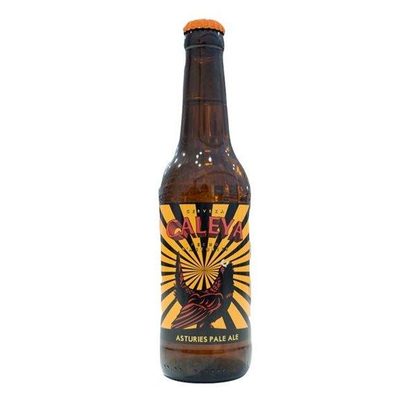 Caleya Cerveza Asturiana Pale Ale