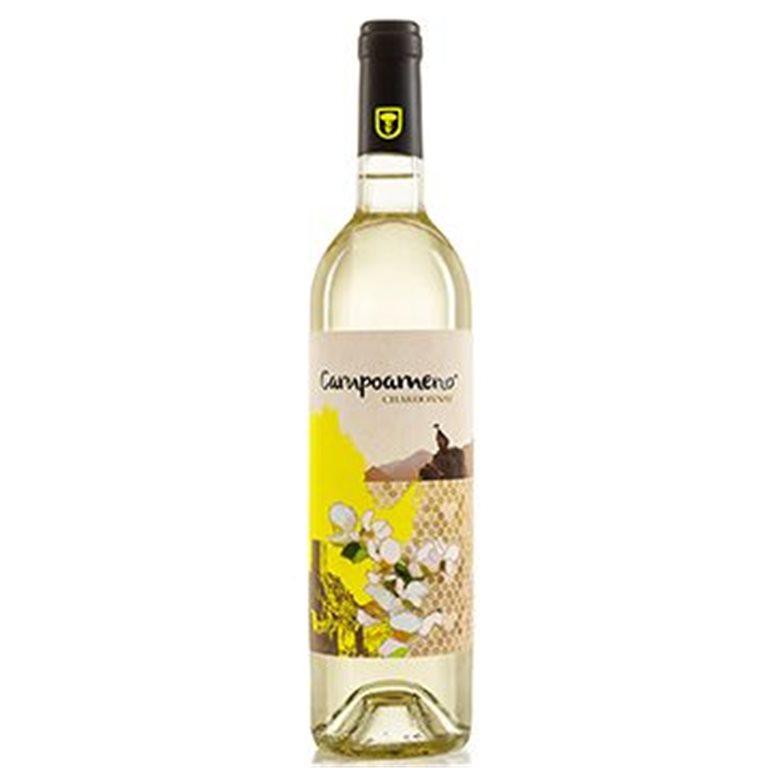 Campoameno Chardonnay White. 75 cl.