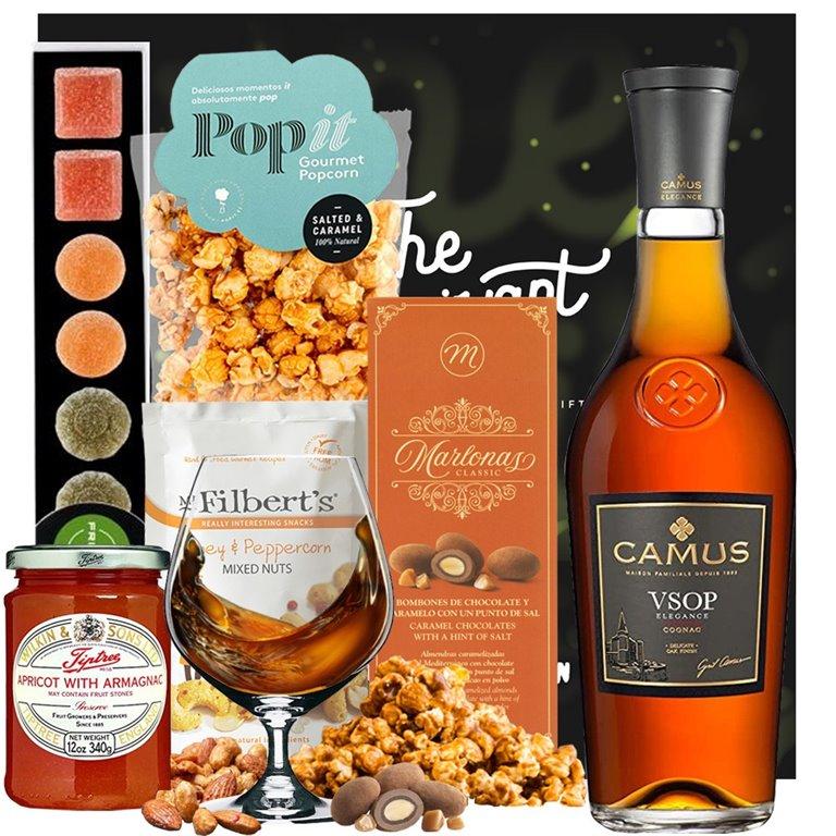 Camus VSOP Cognac Box