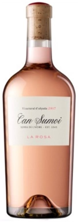 Can Sumoi La Rosa 2017, 1 ud