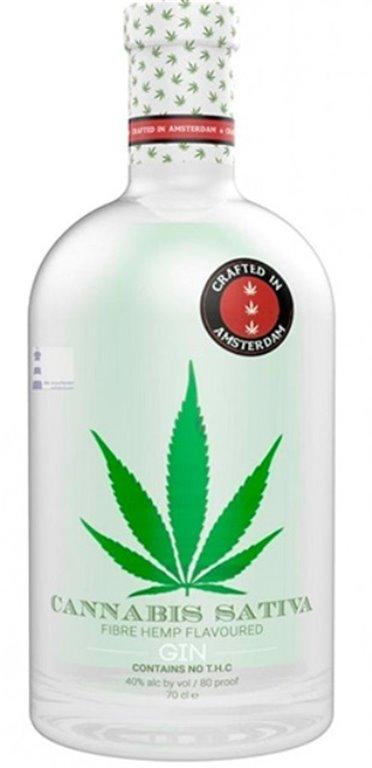 Cannabis Sativa Gin