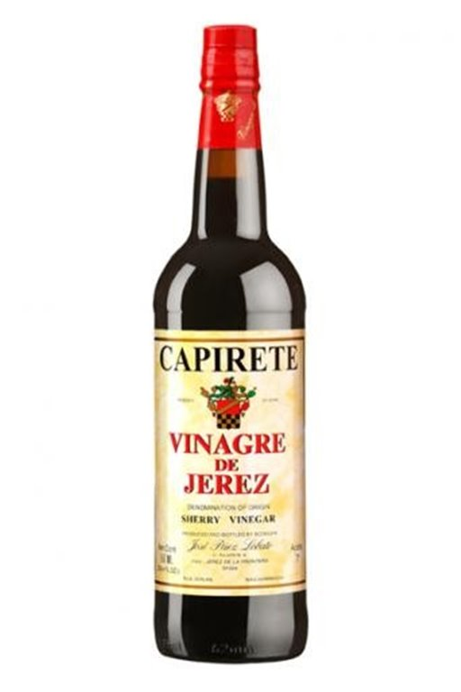 Capirete. Sherry vinegar 4 years. 375 ml.