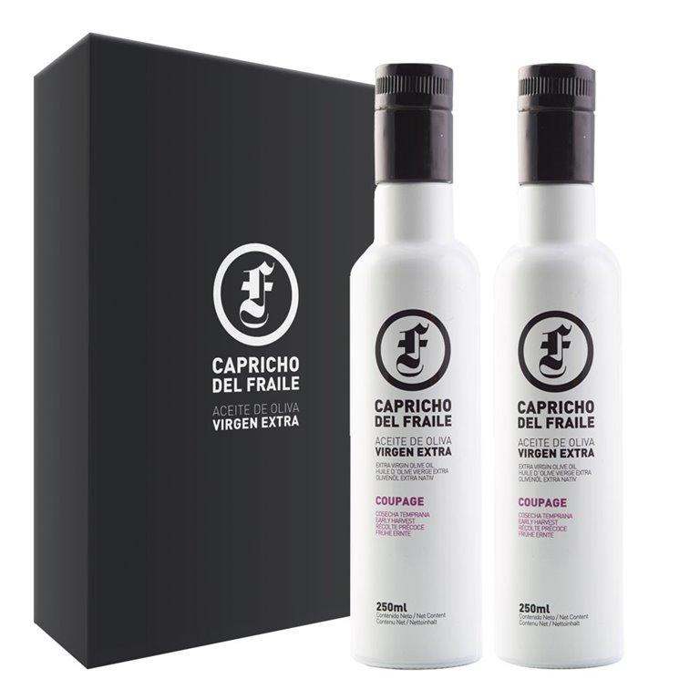 Capricho del Fraile - Coupage - Estuche 2 Botellas 250 ml