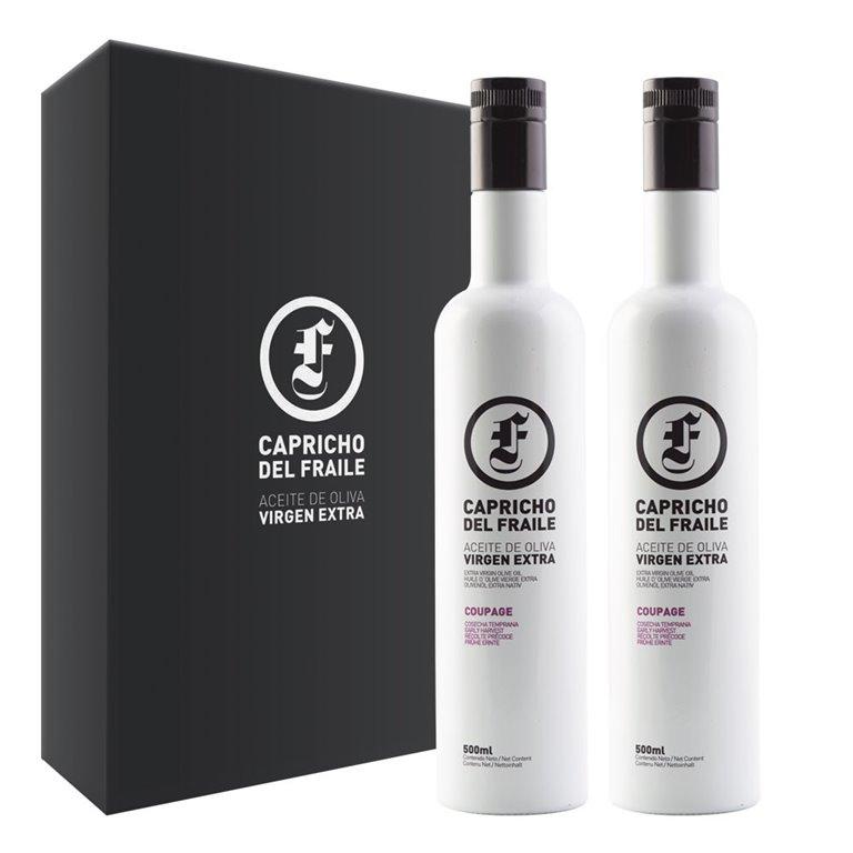 Capricho del Fraile - Coupage - Estuche 2 Botellas 500 ml