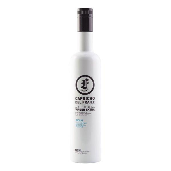 Capricho del Fraile - Picual - 6 Botellas 500 ml
