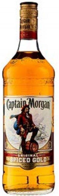 Captain Morgan Spiced Gold 1,5 Litros