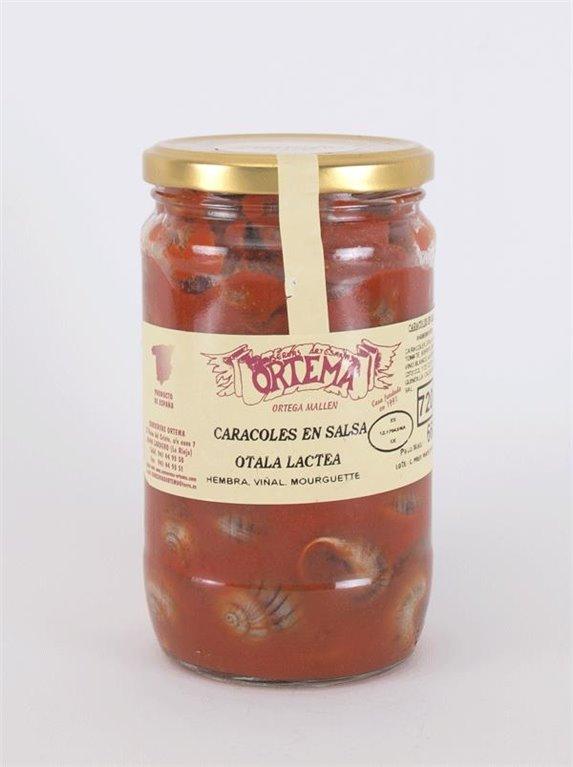 Caracoles en salsa, 1 ud