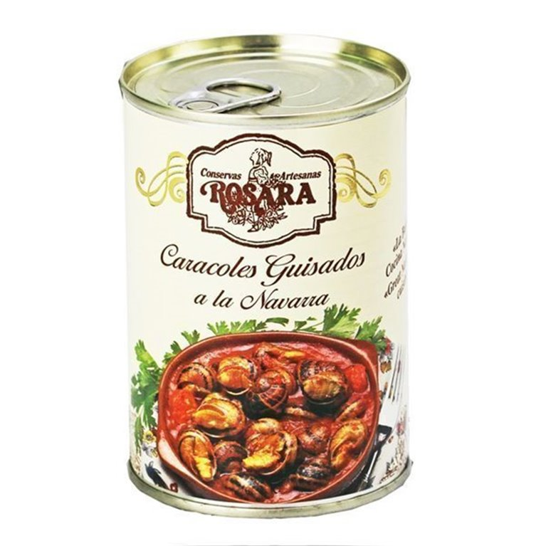 Caracoles Guisados, 1 ud