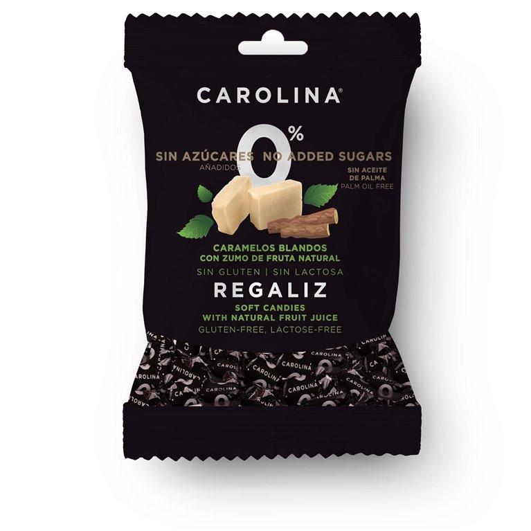 Caramelo Blando Sin Azúcar Regaliz
