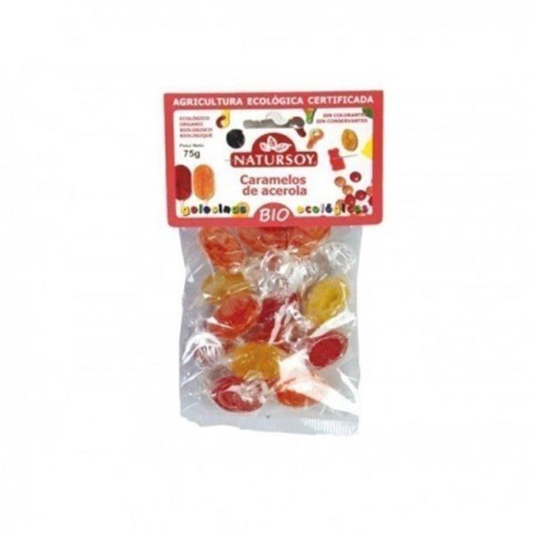Caramelos De Acerola Con Vitamina C