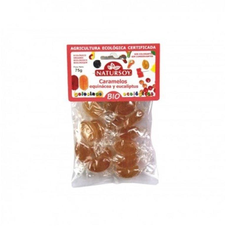 Caramelos De Equinacea Y Eucaliptus